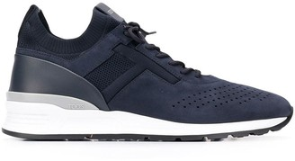 Tod's nubuck leather sneakers