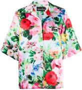 Richard Quinn short sleeve floral print shirt