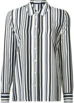 Equipment striped shirt