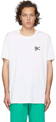 Reigning Champ District Vision White Edition Retreat T-Shirt