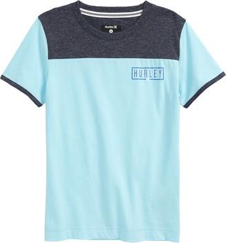 Hurley Kids' Blocker T-Shirt