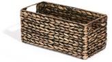 LOMBOK Black CD Basket Large