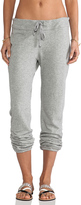 James Perse Vintage Cotton Genie Sweat Pant