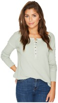 Rip Curl Surf Bound Henley Women's Clothing
