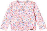 Mayoral Floral Bomber Jacket
