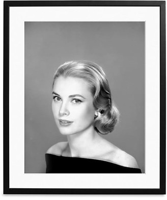 Sonic Editions Large Grace Kelly Posing In 1956 Art Print