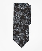 Brooks Brothers Dotted Paisley Tie