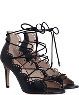 Zimmermann Scallop Ghillie Heel