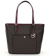 MICHAEL Michael Kors Jet Set Large Snap-Pocket Tote