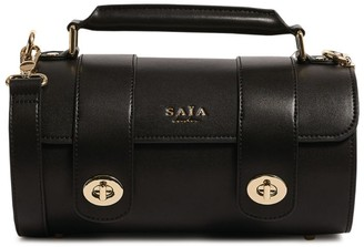 Saia Leather Emmeline Yoga Mat Bag
