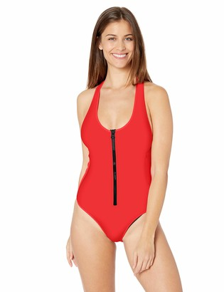 Smart & Sexy Women's French Cut One Piece Swimsuit