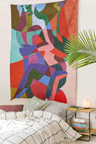 Urban Outfitters Ines Longevial Abstract Art Tapestry