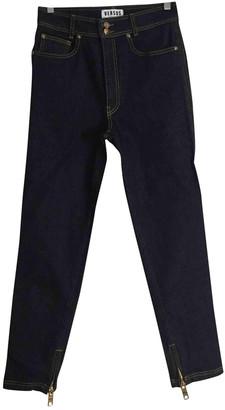 Versus Blue Denim - Jeans Trousers for Women