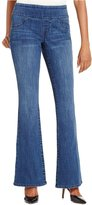 Style&Co. Style & co. Flare-Leg Pull-On Jeans