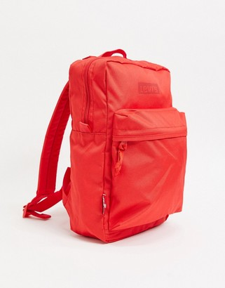 Levi's backpack in red