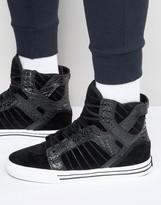 Supra Skytop Classics Suede Sneakers