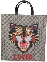 Gucci Bestiary Shopper Bag