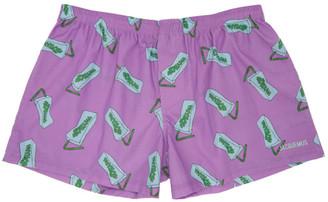 Jacquemus Purple Print Le Calecon Boxers