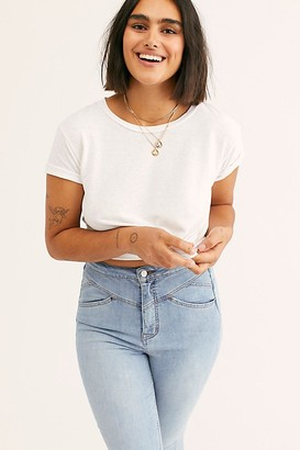 We The Free Crvy Jet Set Skinny Jeans by at Free People Denim