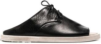Marsèll Lace-Up Flat Sandals