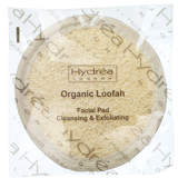 Hydrea London Organic Egyptian Loofah Facial Pad