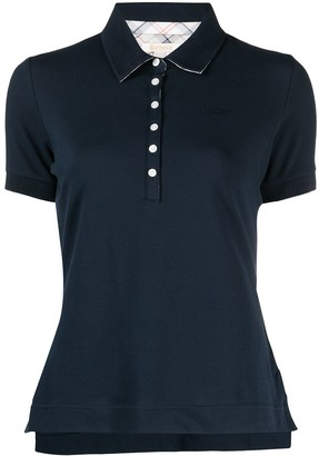 Barbour Embroidered-Logo Polo Shirt