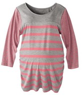 Liz Lange for Target Maternity Long Sleeve Fashion Tee for Target®