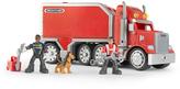 Tomy Gear Force Freightliner Truck Set
