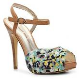 Audrey Brooke Uma Pastel Platform Sandal