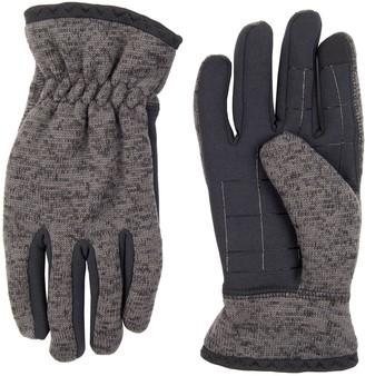 Levi's Levis Men's Knit Glove with Stretch Palm