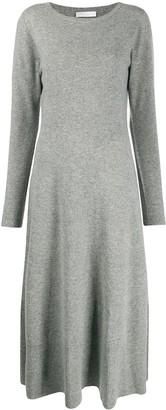 Fabiana Filippi Knitted Midi Dress