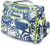 Ju-Ju-Be Ju Ju Be BFF Diaper Bag, Cobalt Blossums