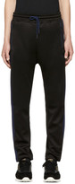 Diesel Black P-russ Lounge Pants