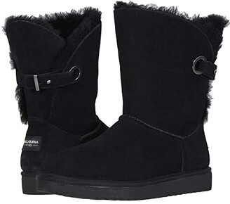 Koolaburra By Ugg by UGG Remley Short (Black) Women's Shoes
