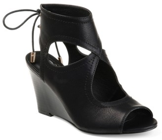 Journee Collection Camia Wedge Sandal