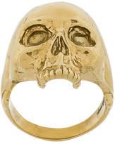 Mastermind Japan embossed skull ring
