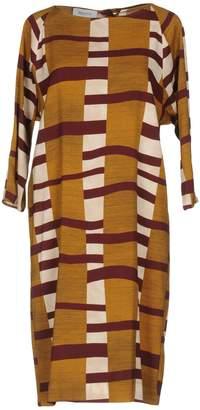 Aglini Knee-length dresses - Item 34754351HH
