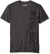 Zoo York Men's Short Sleeve Lucas Script T-Shirt