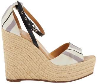 Hermes Multicolour Cloth Heels