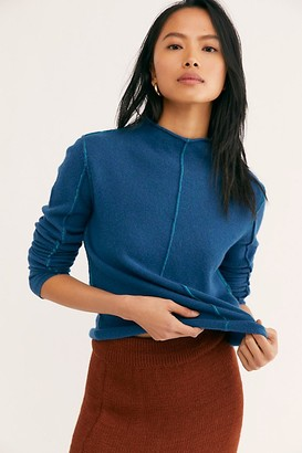 Free People Save My Love Cashmere Sweater