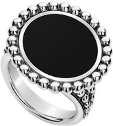 Lagos Maya Large Circle Ring