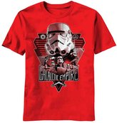 Star Wars Stormtroopers Silver Loyalty Men's T-shirt