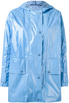 Moncler metallic shine jacket