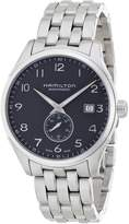 Hamilton Men's H42515135 'Jazzmaster' Swiss Automatic Stainless Steel Casual Watch