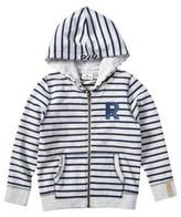 Tom Tailor Boy's Striped French Terry Hoodie