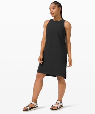 Lululemon Shift in Time Dress