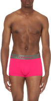 Calvin Klein Zinc low-rise jersey trunks