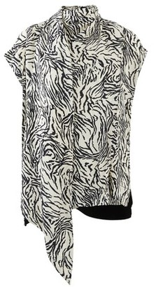 Proenza Schouler Printed top