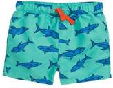 Tucker + Tate Fish Print Swim Trunks