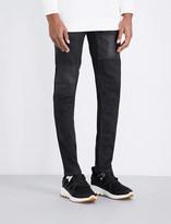 Neil Barrett Super-skinny mid-rise jeans